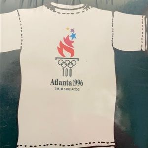 1996 Atlanta Olympic T-shirt XL